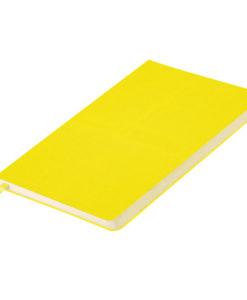 Ежедневник недатированный, Portobello Trend NEW, Flax City, 145х210, 224 стр, желтый