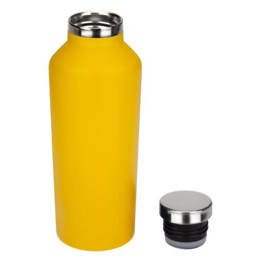 Термобутылка вакуумная герметичная, Asti, 500 ml, желтая