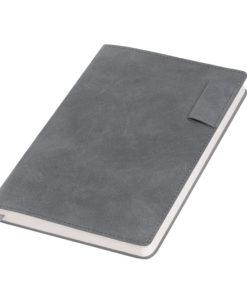 Ежедневник Portobello Trend, Teolo, недатированный, серый