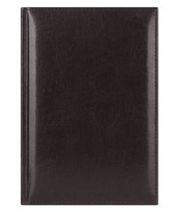 Ежедневник недатированный Madrid, 145×205, натур.кожа, темно-коричневый, подарочная коробка