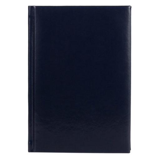 Ежедневник Manchester, А5, датированный (2022 г.), синий