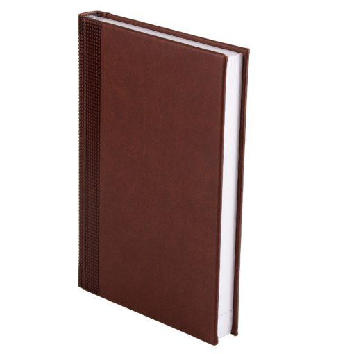 Ежедневник VELVET, А5,  датированный (2022 г.), коричневый