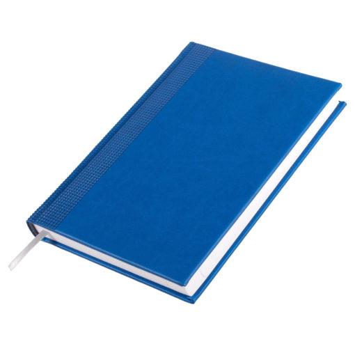 Ежедневник VELVET, А5,  датированный (2022 г.), св.-синий