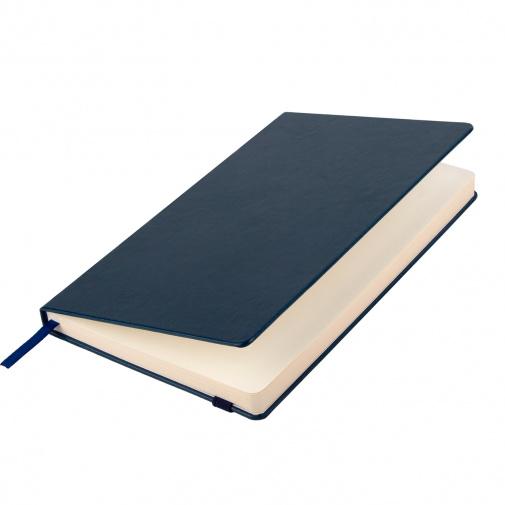 Подарочный набор Voyage/Crocus, синий (ежедневник недат А5, ручка)