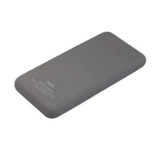 Внешний аккумулятор Vertu Plus, 10000 mah, графитовый металлик