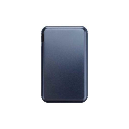 Внешний аккумулятор Vertu, 5000 mah, синий металлик