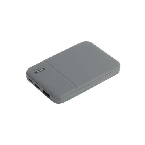 Внешний аккумулятор, Skyline, 5000 mAh, серый