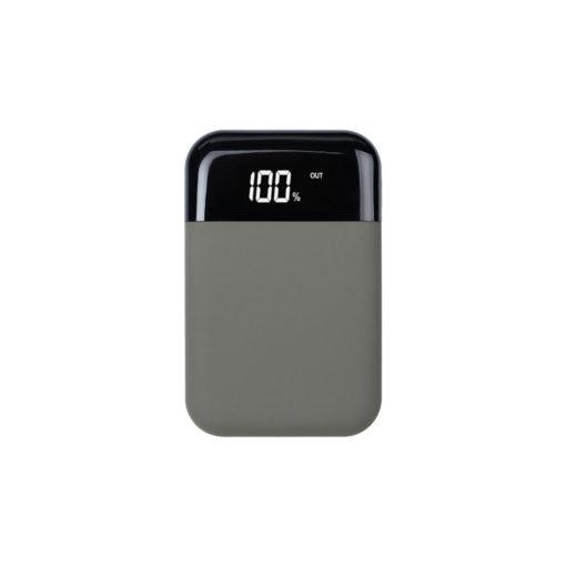 Внешний аккумулятор, Fondo, 5000 mAh, серый