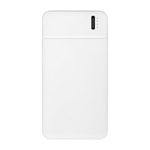 Внешний аккумулятор, Skyline Plus, 10000 mAh, белый