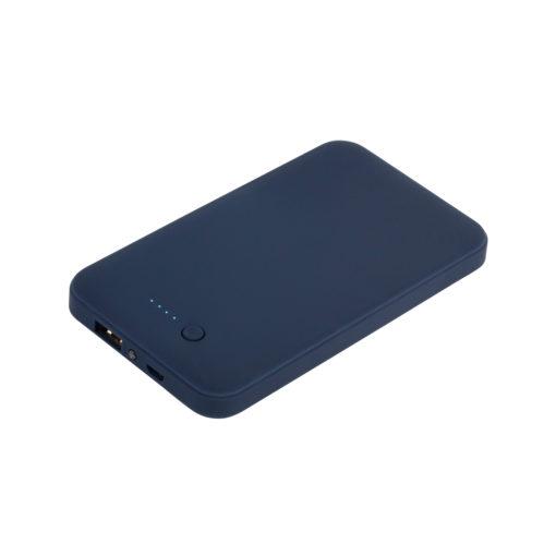 Внешний аккумулятор, Galaxy, 4000 mAh, синий