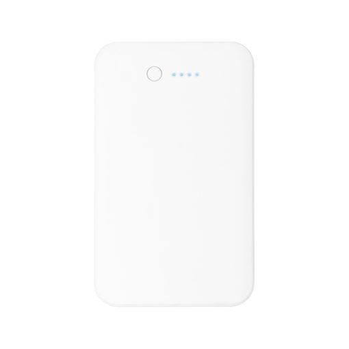 Внешний аккумулятор, Galaxy, 4000 mAh, белый