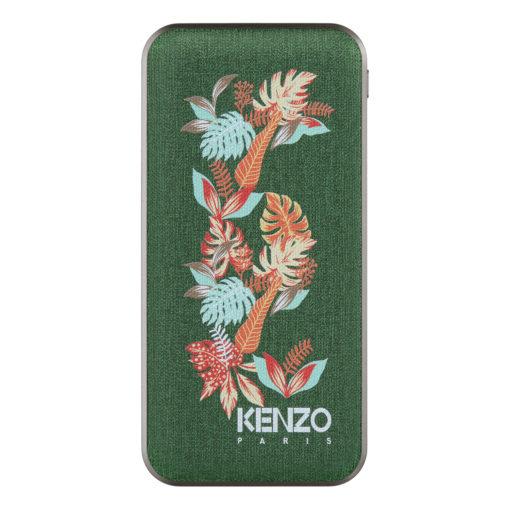 Внешний аккумулятор, Tweed PB, 10000 mah, зеленый, подарочная упаковка с блистером