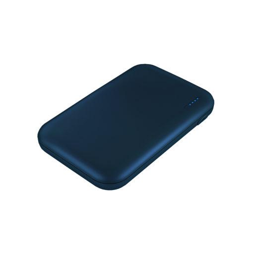 Внешний аккумулятор, Velutto, 5000 mAh, синий