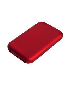 Внешний аккумулятор, Velutto, 5000 mAh, красный