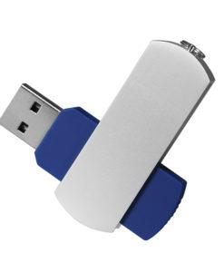 USB Флешка, Elegante, 16 Gb, синий