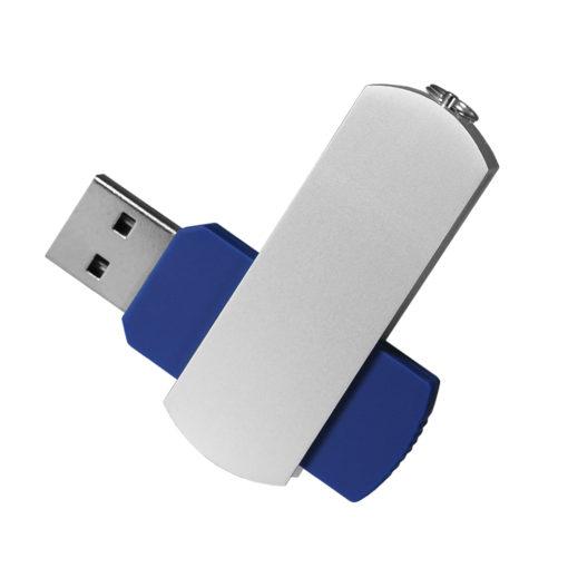 USB Флешка, Elegante, 16 Gb, синий, в подарочной упаковке