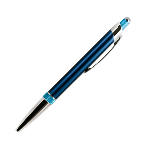 Подарочный набор Portobello/Latte синий (Ежедневник недат А5, Ручка, Power Bank)