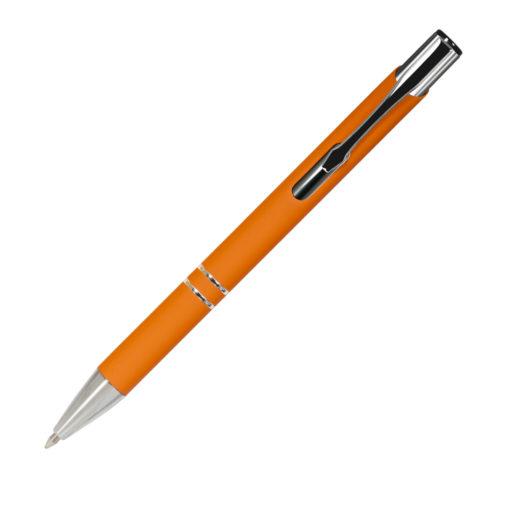 Подарочный набор Portobello/ Sky оранжево-белый (Ежедневник недат А5, Ручка, Power Bank)