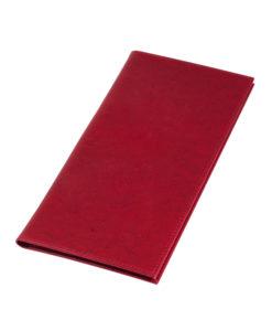 РАСПРОДАЖА Тревеллер с отделением на молнии Birmingham, 115х225 мм, красный