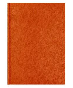 Ежедневник недатированный Dallas 145х205 мм, без календаря, с лого AvD, апельсин
