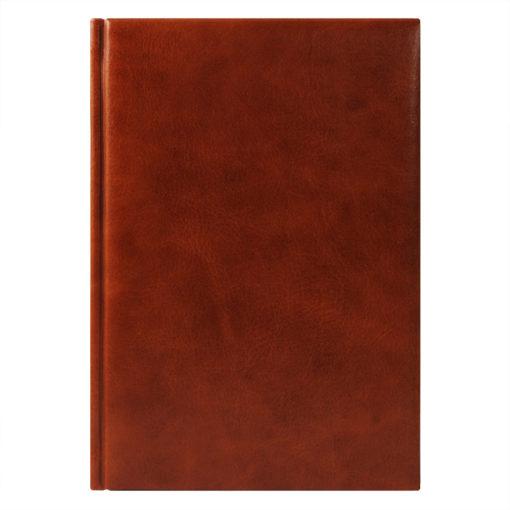 Ежедневник недатированный Vegas 145х205 мм, без календаря, светло-коричневый