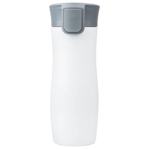 Термокружка вакуумная герметичная Portobello, Lavita, 450 ml, покрытие глянец, белая