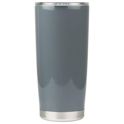 Термокружка вакуумная, Parma, 590 ml, глянцевое покрытие, серая
