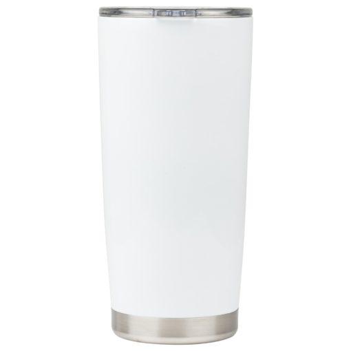 Термокружка вакуумная, Parma, 590 ml, глянцевое покрытие, белая