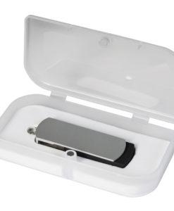 USB Флешка, Elegante, 16 Gb, черный, в подарочной упаковке